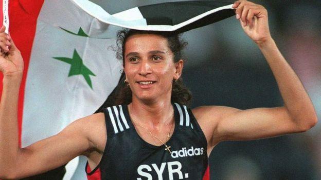 السورية غادة شعاع