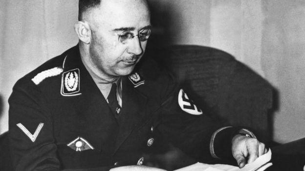 En 1942, Heinrich Himmler, l'un des architectes de l'Holocauste, a ordonné un recensement des Noirs vivant en Allemagne.
