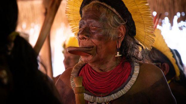 Șef indigen