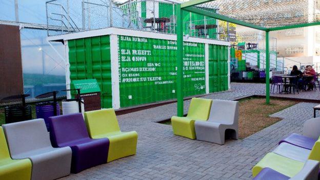 Espaço Be Green, do Boulevard Shopping, em Belo Horizonte