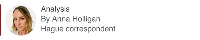 Analysis box by Anna Holligan, Hague correspondent