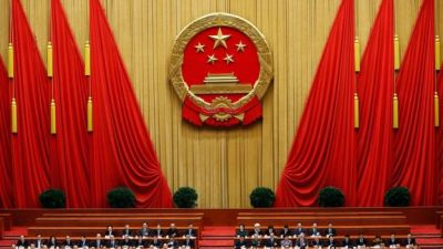 Los delegados del Partido Comunista reunidos en su congreso de Pekín de 2013.