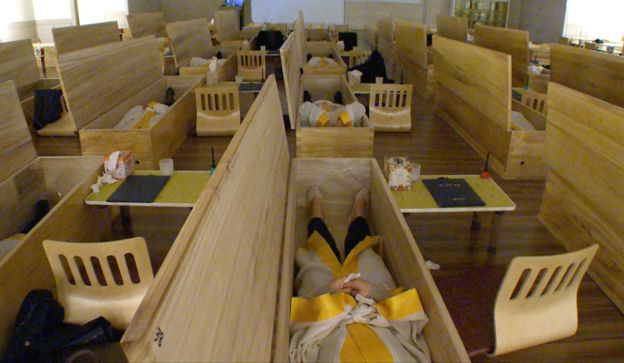 The Company That Shuts Employees Inside Coffins EarthTripper
