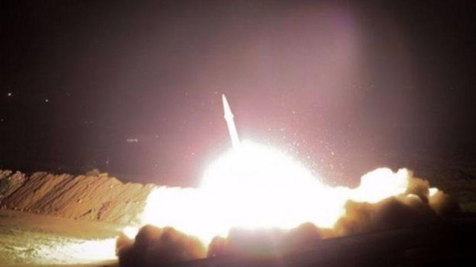 حمله موشکی اخیر ایران به مواضع داعش در سوریه در چند سال گذشته اقدام نظامی بیسابقهای بوده است