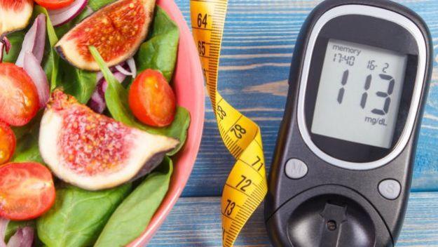 Dieta y monitor