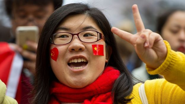 chinese people optimistic about
