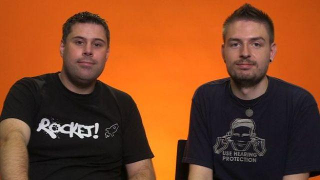 ستيف وتوم