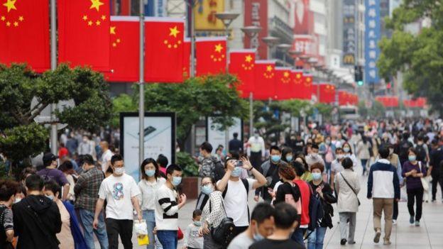 China ha empezado a flexibilizar la cuarentena.