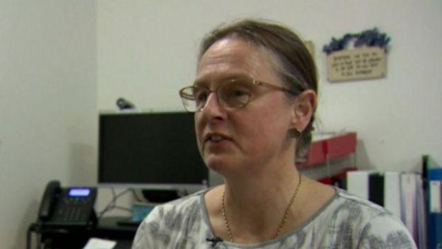 Dr Christine McMaster
