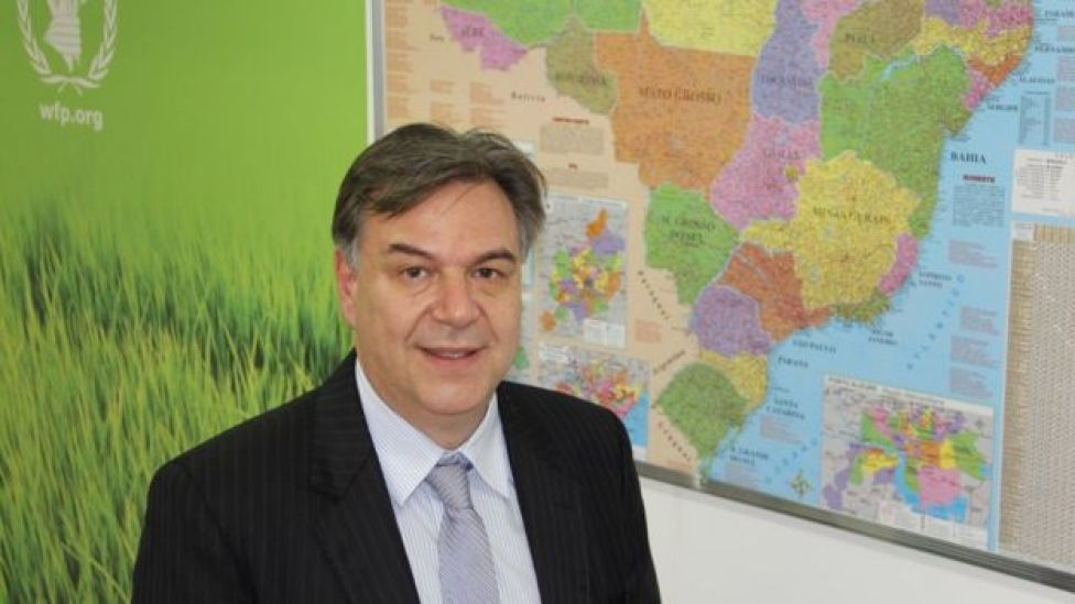 Daniel Balaban, diretor do WFP