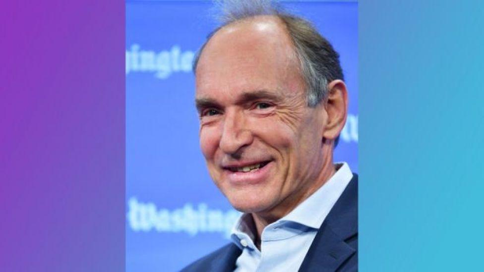Tim Berners-Lee.