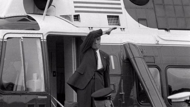 Tổng thống Richard Nixon