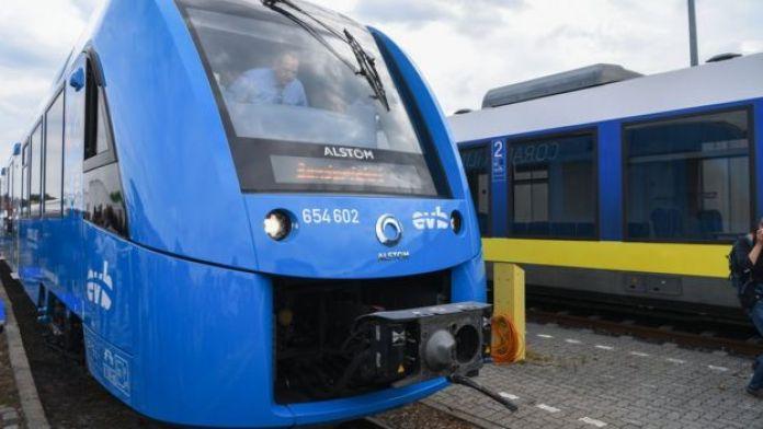 Tren de hidrógeno en Alemania