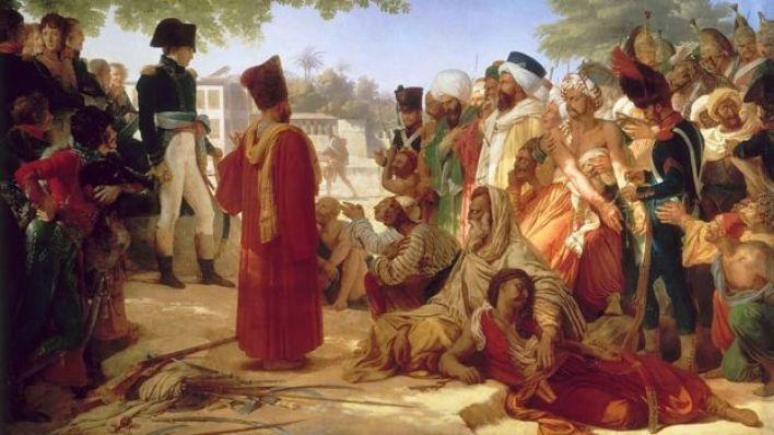 بونابرت علماء القاهرة