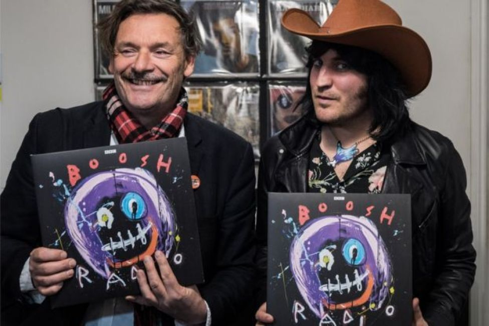 The Mighty Boosh, Noel Fielding and Julian Barratt