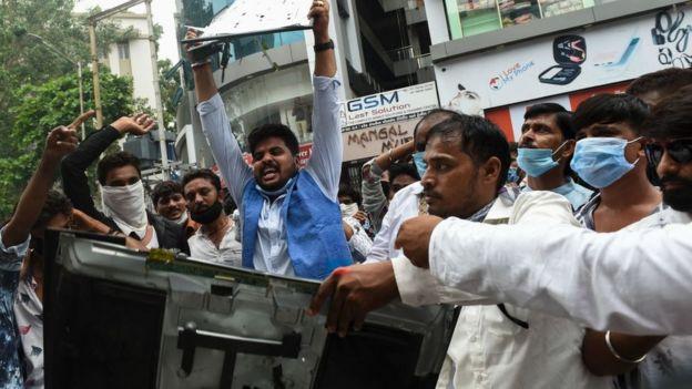 India, China, products, boycott