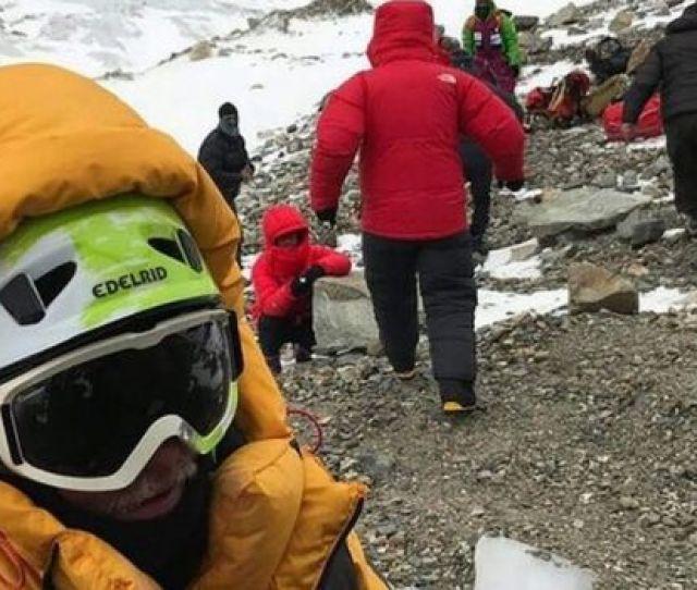 Polish Climbers Prepare For A Rescue Mission On Nanga Parbat