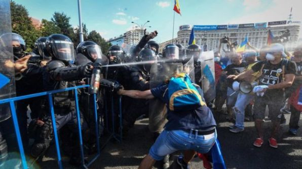Image Result for Romania Protest: Thousand Hold Fresh Rallies After Clashes