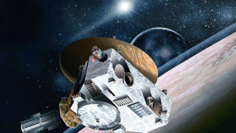 Sonda New Horizons