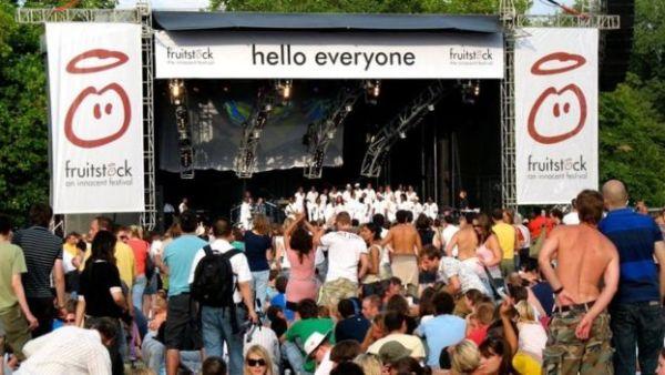 """مهرجان شعبي تقيمه الشركة في متنزه """"ريجنت بارك"""" في لندن"""