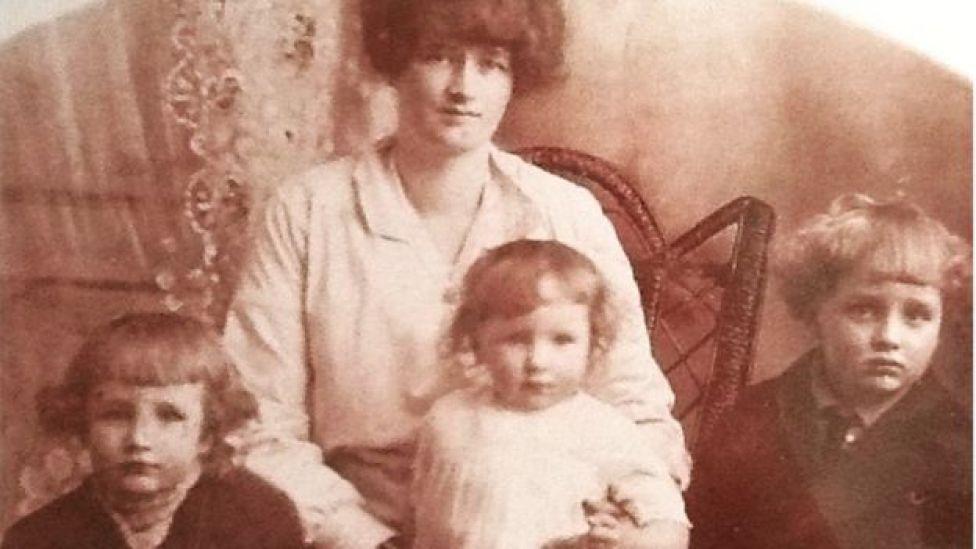 Kathleen's family