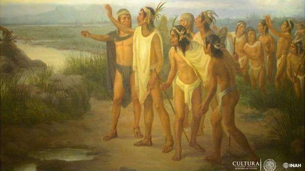 Pintura del Instituto nacional de Cultura