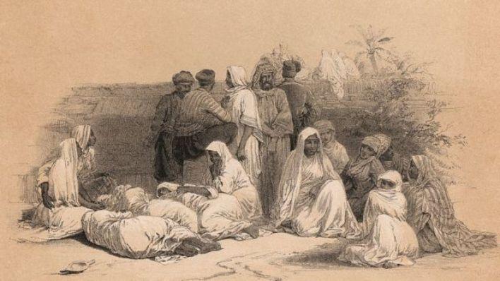 سوق العبيد
