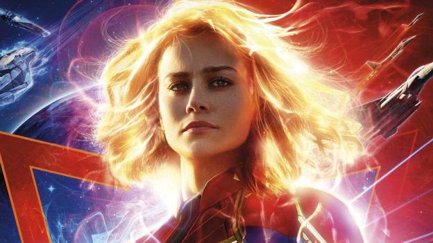 Disney's Captain Marvel