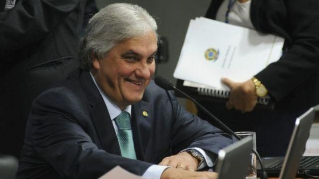 O ex-senador Delcídio do Amaral
