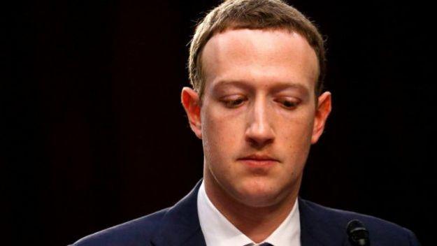 Mark Zuckerberg, cofundador y director de Facebook