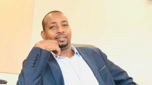 Cabdullaahi Cabdi Sheekh, Madaxa laanta af Soomaaliga ee BBC