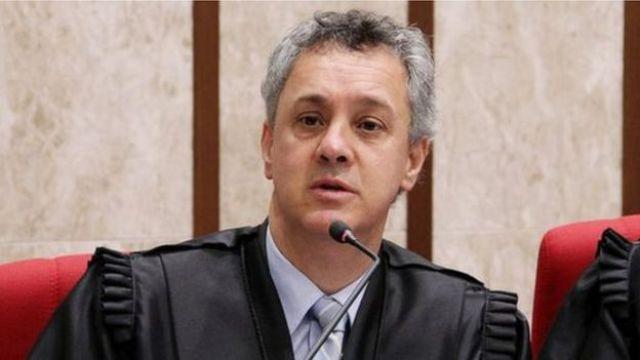 O desembargador João Gebran