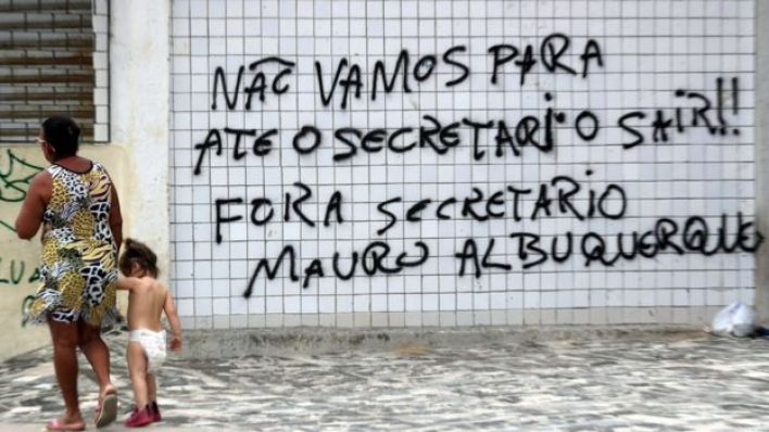 Ao assumir a Secretaria de Administração Penitenciária, Mauro Albuquerque afirmou que os presos não seriam mais divididos por facção nas cadeias do Estado