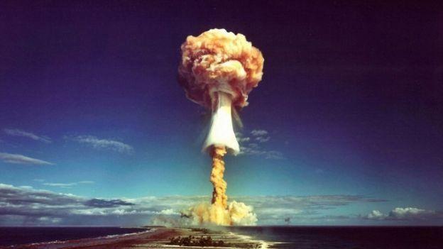 परमाणु बम परीक्षण