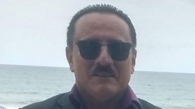 Franklin Ordóñez perdió a su hermano por la covid-19.