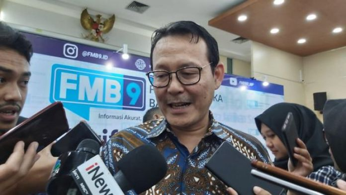Direktur Utama BPJS Kesehatan Fahmi Idris