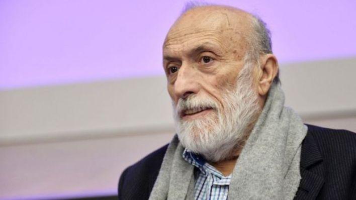 """مؤلف كتاب """"أرض المستقبل"""" الناشط البيئي الإيطالي كارلو بيتريني"""
