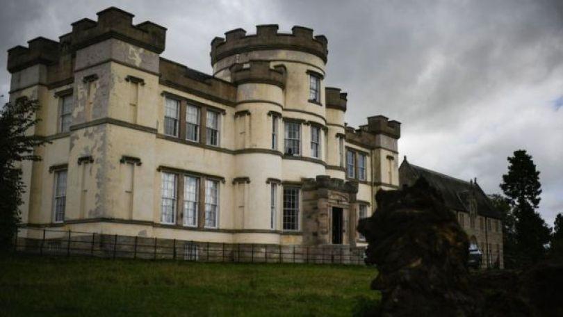 Edifício do Smyllum Park, em Lanark