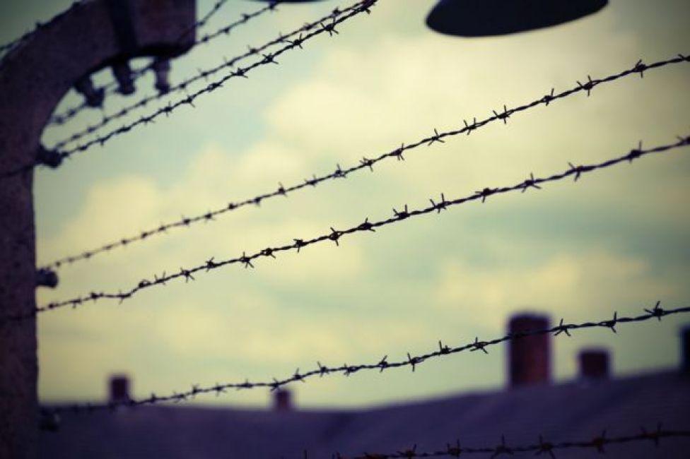 Campo de concentración.