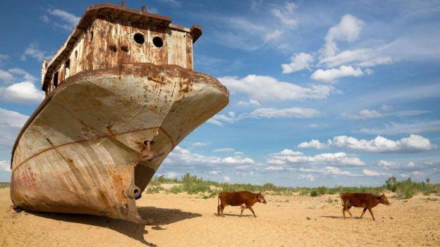 Cái chết của một cảng biển Liên Xô