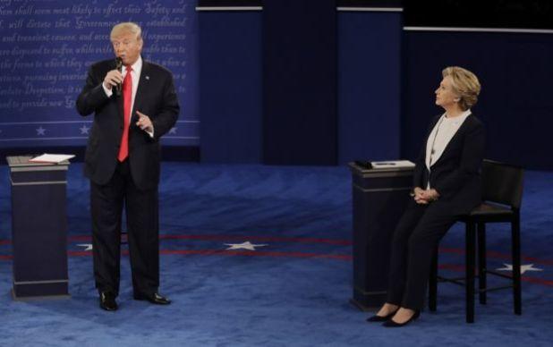 Fue una respuesta de Trump durante el segundo debate lo que llevó a las mujeres a hacer la denuncia.