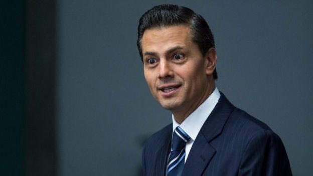 El gobierno del presidente Enrique Peña ha enfrentado varios escándalos de corrupción.