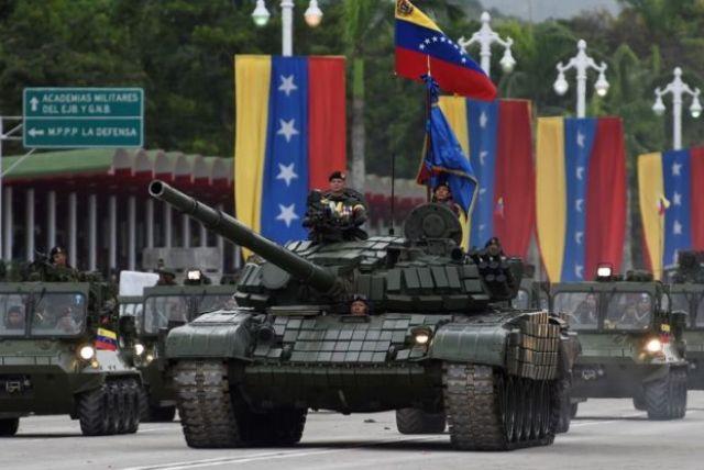 Tanque do Exército da Venezuela