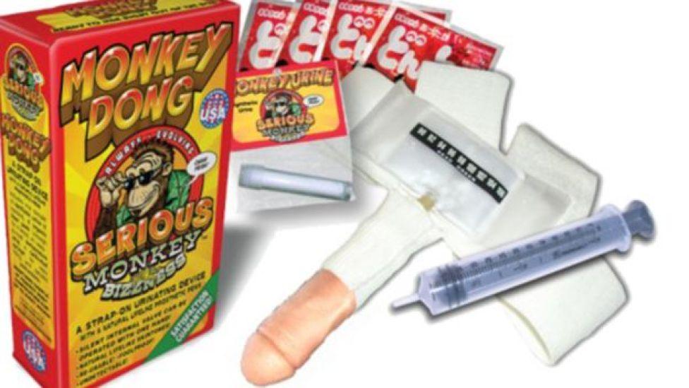 Próteses para urina falsa