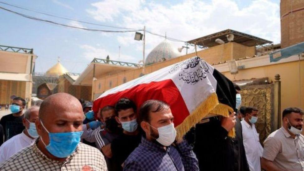 جنازة الهاشمي
