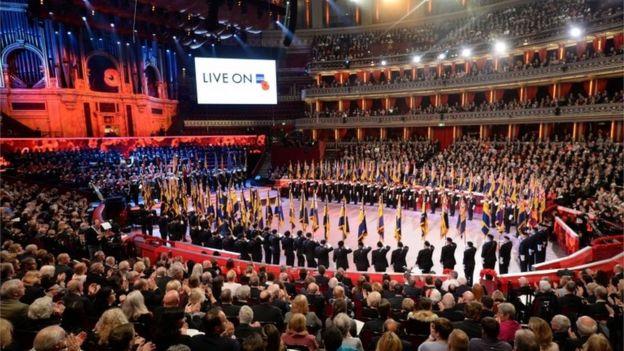 Concierto en el Royal Albert Hall 2015