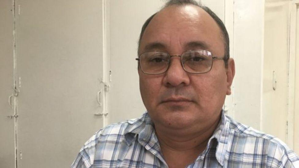 Dr Jose Luis Borgen