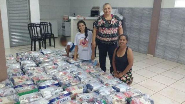 Doações recebidas no Paranoá Parque no ano passado