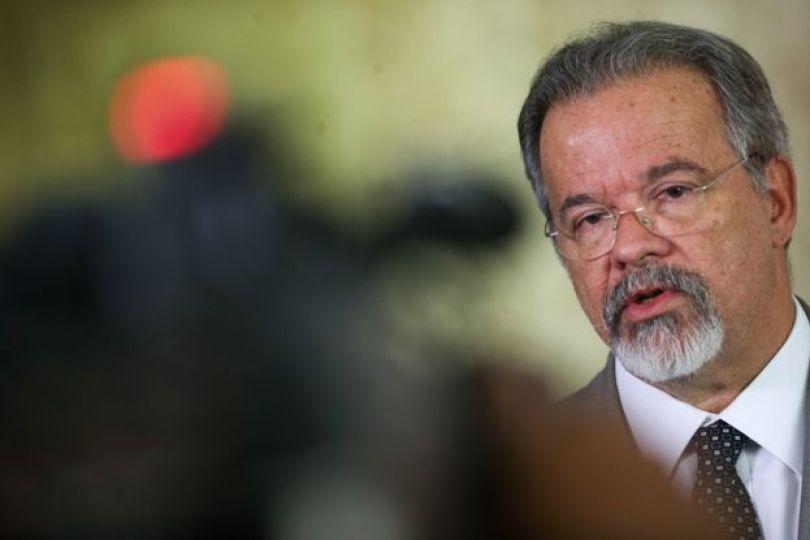 Raul Jungmann, ministro da Segurança Pública