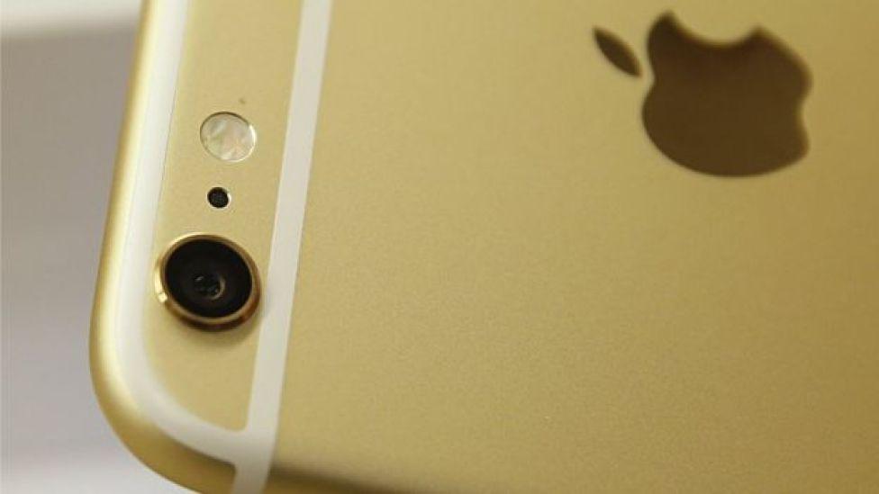 cámara de iPhone 6